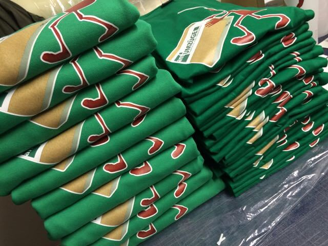 Textildruck,Bischof-Werbung,Linnich,Werbung,T-Shirt, Textildruck, Bischof-Werbung Folien- und Werbetechnik